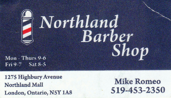 Northland Barber Shop