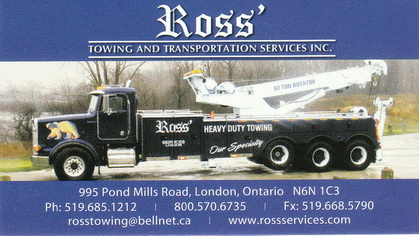 Ross Towing