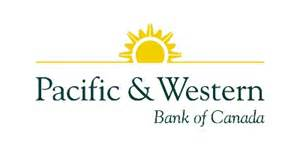 Pacific and Western Bank of Canada