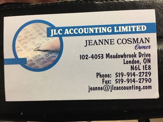 JLC Accounting Limited