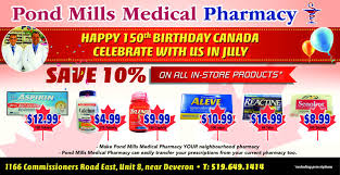 Pond Mills Medical Pharmacy