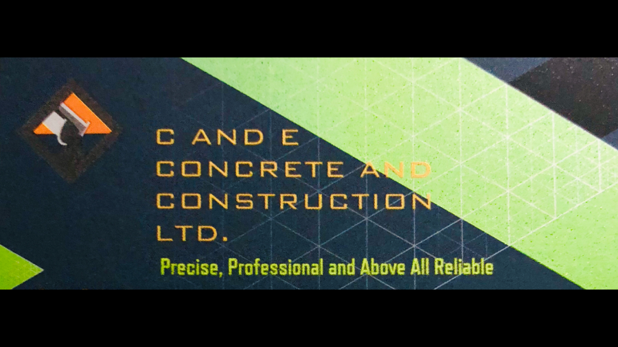C and E Concrete and Construction ltd.